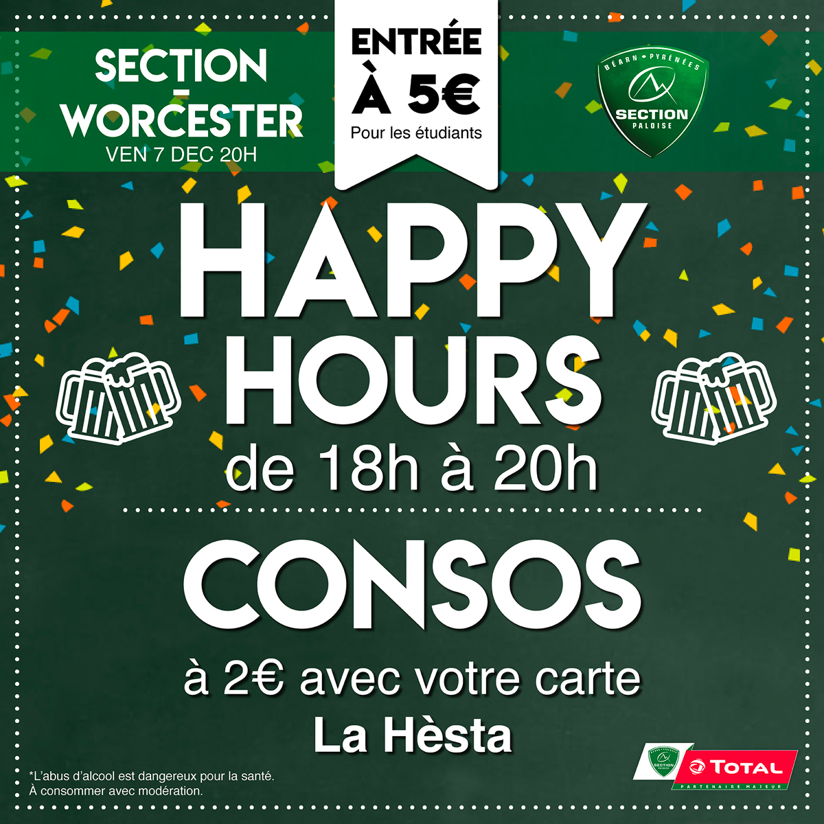 happy hours j3cc