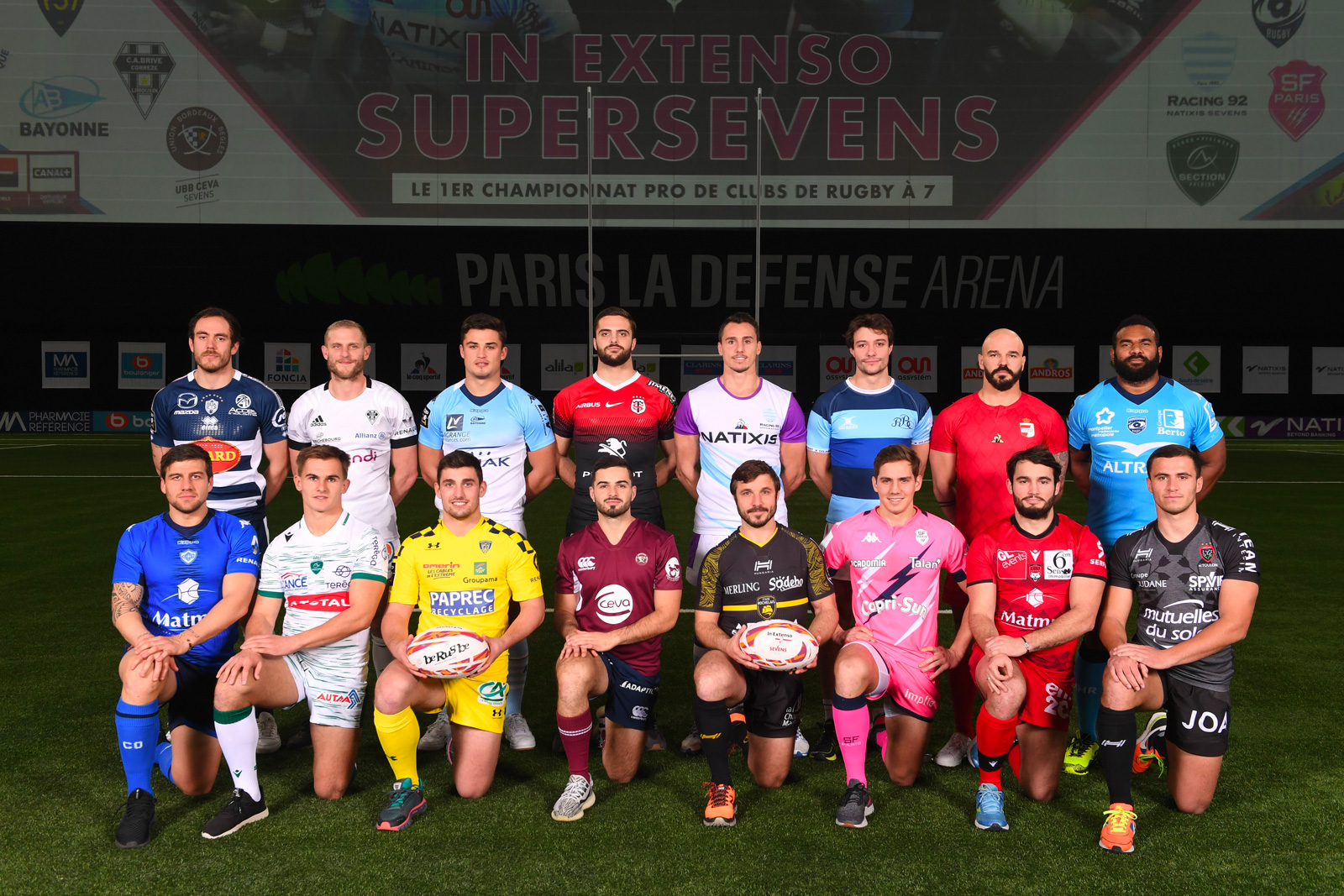 supersevens photo groupe