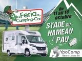 Feria du Camping-Car au stade du Hameau