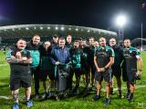 Lumanisy s'affiche sur le staff sportif et médical pour les 3 prochaines saisons