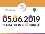 Un vrai marathon pour Teréga lors de sa journée sécurité au Hameau !