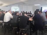 Proman réunit 29 entreprises du Béarn et du 65 au stade du Hameau