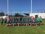 Immersion rugby pour les cadres de Total - Lubrifiants