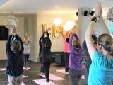 Féminine de Pau : préparation sportive au Hameau pour Total !